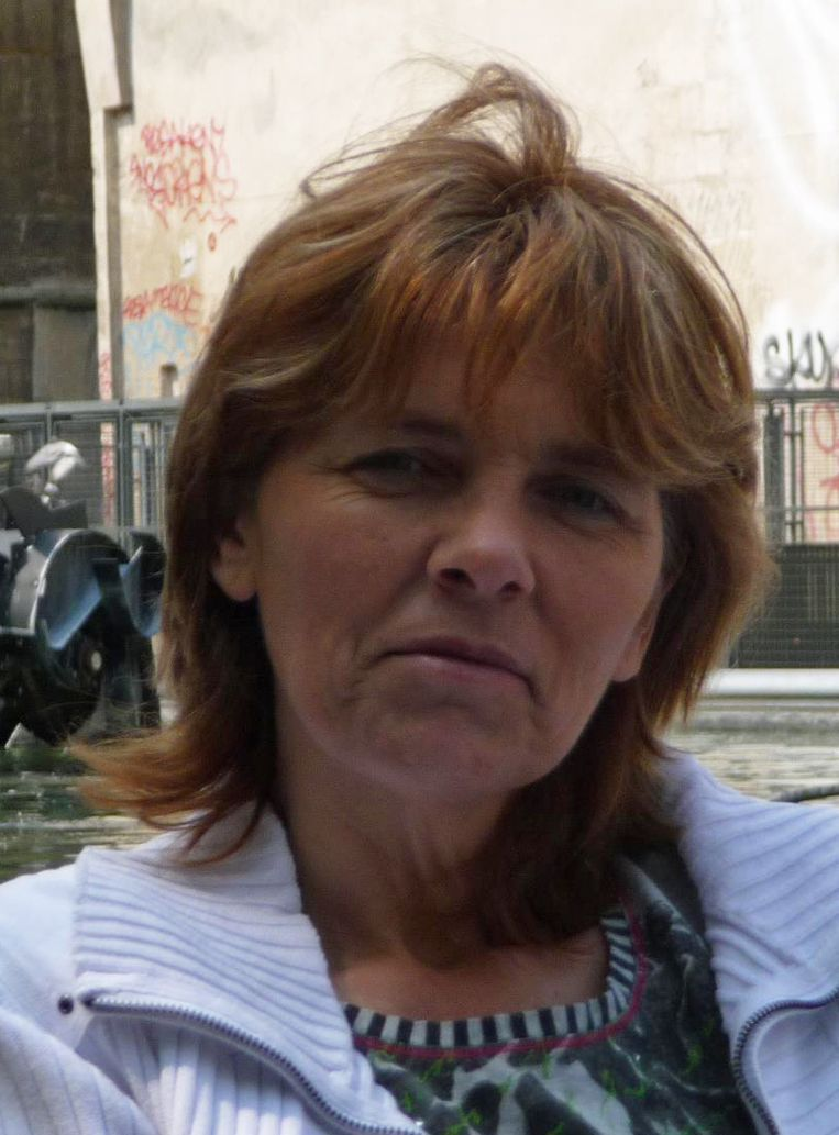 Hilde Haers: Belgische vrouw (55). Vermist sinds februari 2017, toen ze ziekenhuis in Knokke-Heist verliet. Nam 40 euro op in het centrum, verdween daarna spoorloos. Dna komt niet overeen met de vrouw uit Westdorpe. Beeld Belgische politie