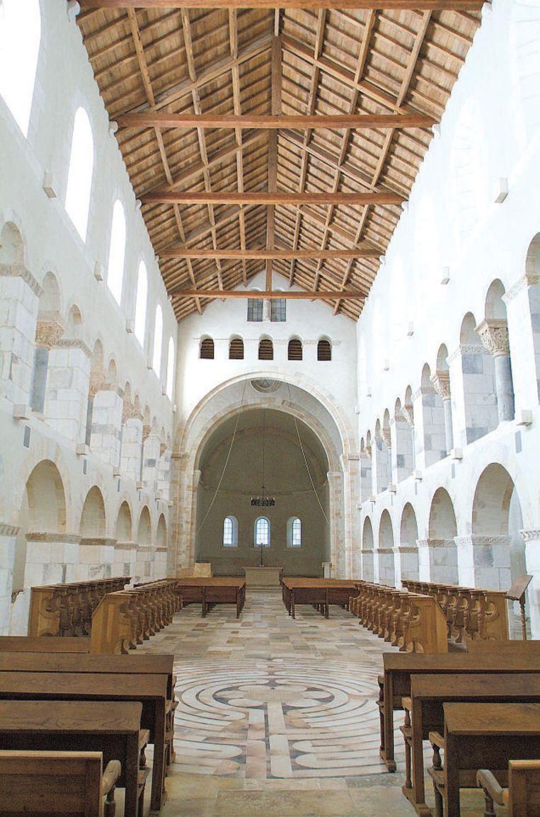 De abdij van Rochefort, waar de beroemde trappist wordt gebrouwen, dateert uit de 13de eeuw.