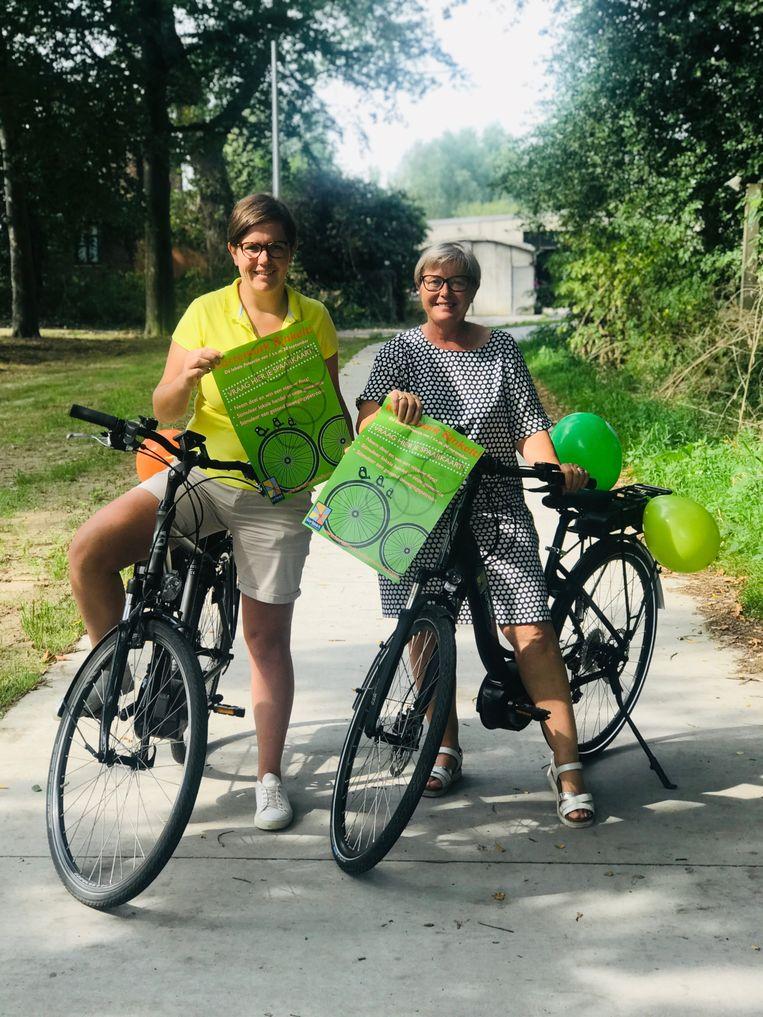 Schepenen Lynn Vermote (Open Vld) en Christine Logghe (CD&V) stelden de campagne in 2019 voor, Kortemark Rinkelt krijgt ook in 2020 een vervolg.