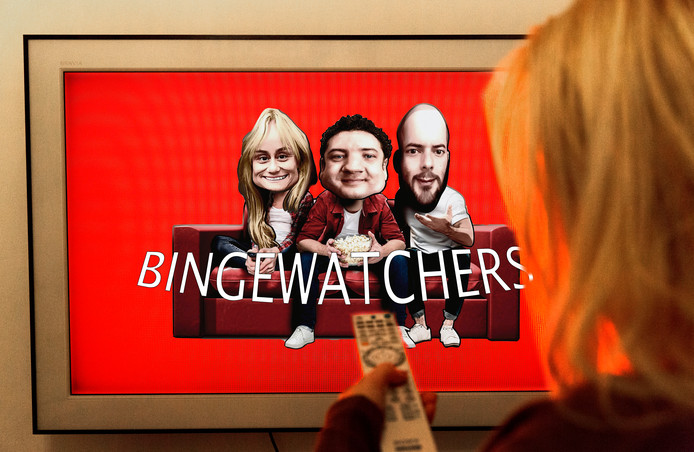 Bingewatchers als streamingsdienst