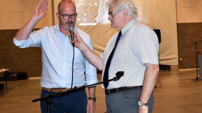 Carl Couckuyt legt eed af als nieuw algemeen directeur op proef