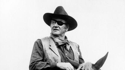 """""""Ik geloof in blanke overheersing"""": racistisch en homofoob oud interview met John Wayne duikt op"""