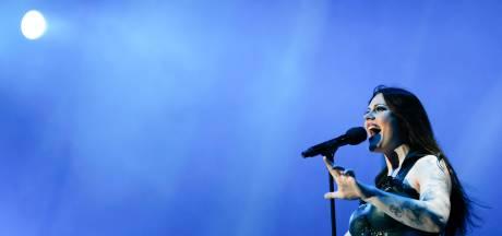 Wereldzangeres Floor Jansen (37) wordt moe van Nederlandse radio: 'Ik heb daar geen zin meer in'