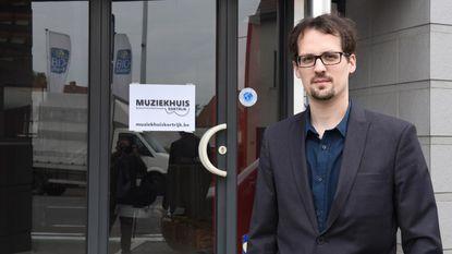 Architect start instrumentenwinkel