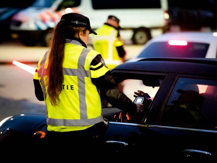 1.008 bestuurders gecontroleerd bij alcoholcontrole in Gilze en Kaatsheuvel, negen lopen tegen de lamp