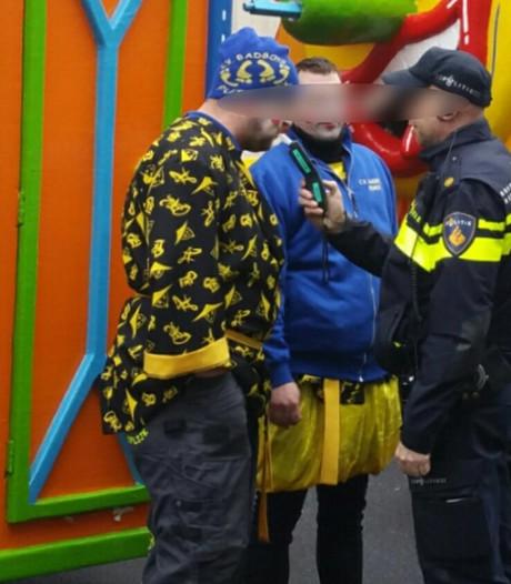 Chauffeurs carnavalswagens Nijmegen moeten blazen
