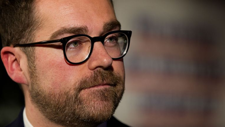 VVD-Kamerlid Klaas Dijkhoff. Beeld anp