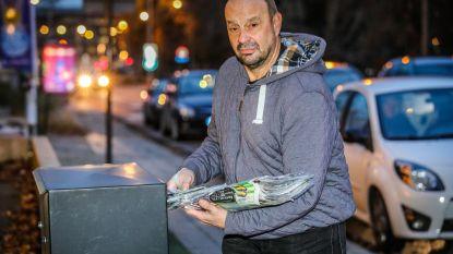Krantenbezorger krijgt vuistslag van man 'die geen folder in bus wil'