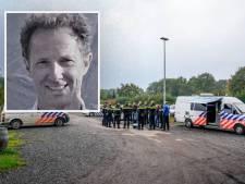 Massale zoektocht naar vermiste hockeyvader: 'Niks erger dan in onduidelijkheid'