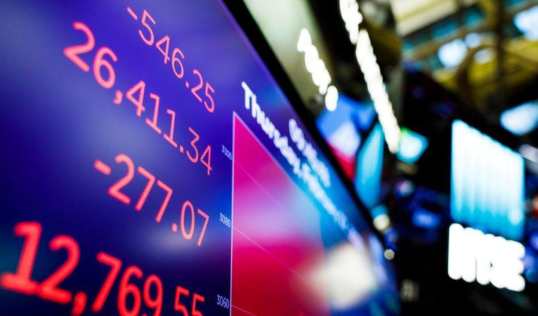 Aandelenbeurs in New York