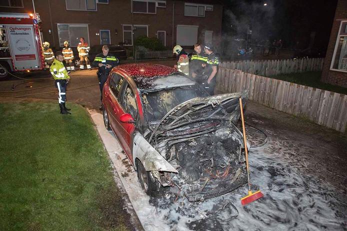 Flinke schade aan het voertuig
