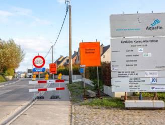 Koning Albertstraat gaat tot eind 2021 dicht voor doorgaand verkeer door riolerings- en wegenwerken