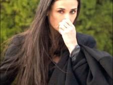 Demi Moore hystérique après le baiser d'Ashton et Mila