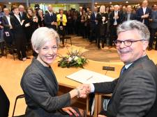 Iris Meerts warm onthaald als burgemeester van Wijk bij Duurstede