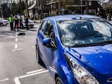 Fietser zwaargewond bij ongeluk met auto in Eindhoven