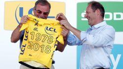 """Armstrong haalt uit naar Hinault: """"Hij is een humeurige oude zak"""""""