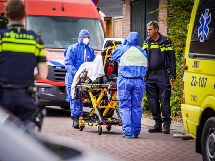 Drugslab middenin woonwijk Gerwen gevonden, een man aangehouden