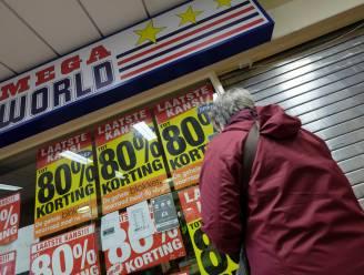 Vakbond roept personeel Mega World op om winkels dicht te houden
