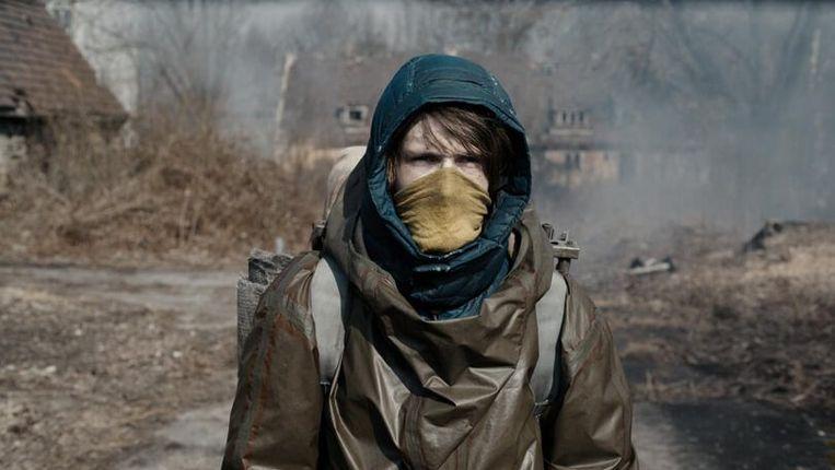 Still uit het tweede seizoen van Dark.  Beeld