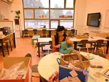 Vakantie is voor juffen en meesters van basisschool de Bonckert al lang voorbij