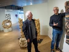 Als kunstenaar is Rinus Roelofs wereldberoemd; nu komen zijn beelden eindelijk 'thuis' in Hengelo