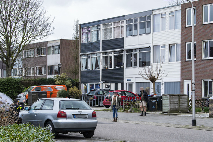 Heubergerstraat Tilburg