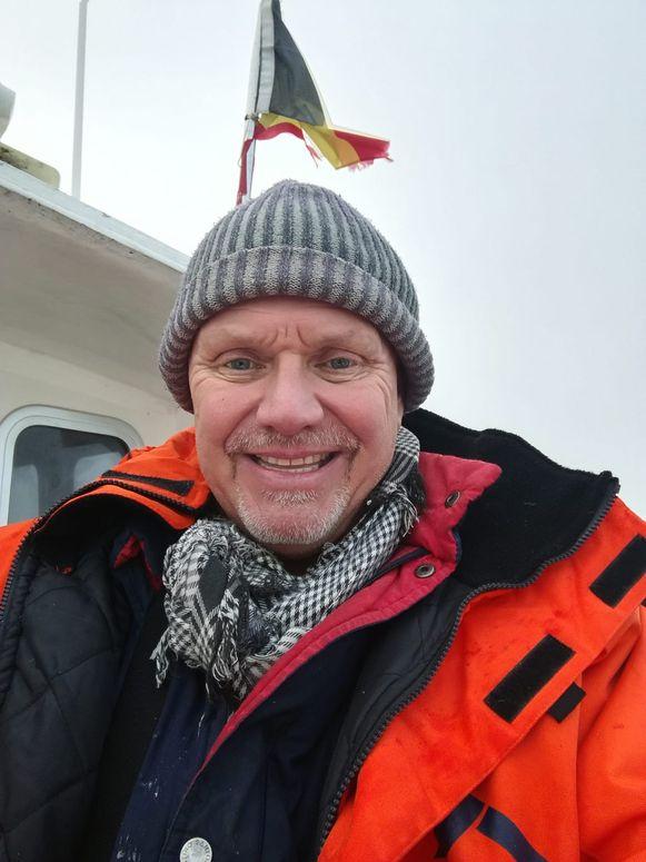 Al sinds zijn veertiende op zee, maar plots mag Marc Verkempinck (64) niet meer varen.