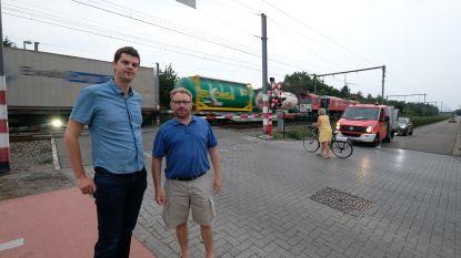 Het spookt aan het spoor: spoorwegovergangen in Essen slaan tilt door de hitte