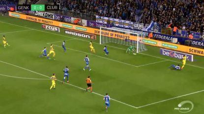 VIDEO: Wesley en Trossard zorgen in drie dolle minuten voor puntendeling tussen Genk en Club