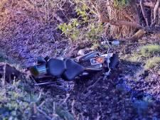 Automobilist (43) uit Heesch en motorrijder (54) uit Rilland betrokken bij ongeluk in Wouwse Plantage