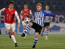 FC Eindhoven zonder Van der Sande tegen koploper Cambuur: 'We hebben kans als we scherp zijn'
