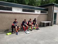 Willem II bij Uno Animo tegen Eindhoven