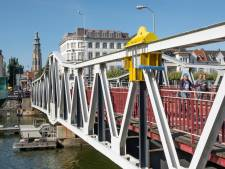 Stationsbrug Middelburg blijft voorlopig liggen na miljoenentegenvaller