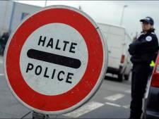 Deux Français arrêtés pour tentative de meurtre après une poursuite sur l'E40