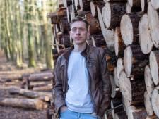Jelmer Jepsen baseert zijn kinderboeken over Stuntvlogger Sam op zijn jeugd in Wageningen: 'Ik was Sam'