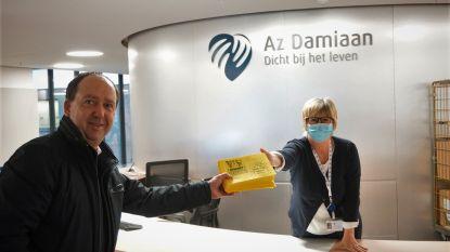 Knappe geste van frituur Smul: uitbater deelt 500 waardebonnen uit aan zorgverleners van Oostendse ziekenhuizen