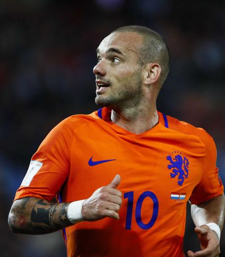 FC Utrecht? Of toch de Verenigde Staten voor Sneijder?
