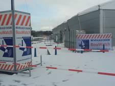 Tent ingestort; IJsbeeldenfestival Zwolle gaat niet door