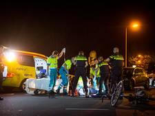 5 Meiplein Utrecht dicht na heftige aanrijding van fietser