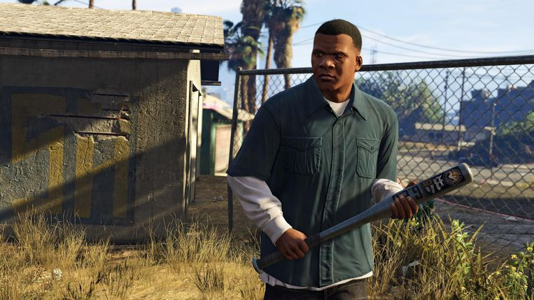 Still uit Grand Theft Auto 5. Beeld
