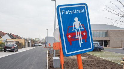 Groen Hart vrijdag feestelijk geopend: eerste fietsstraat van Merksem is een feit