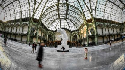 Van het Grand Palais in Parijs tot het stadspark in Boedapest: de meest unieke schaatsbanen wereldwijd