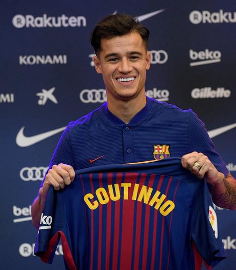 Coutinho debuteert mogelijk donderdag bij Barcelona