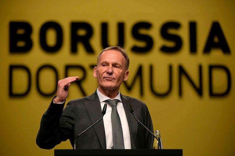 Hans-Joachim Watzke.