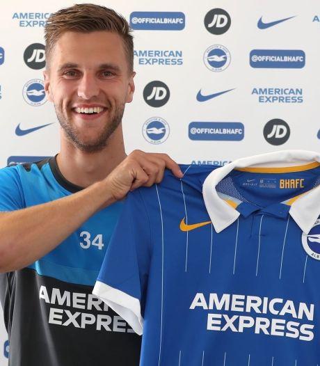 Veltman bij Brighton nieuwe ploeggenoot Pröpper