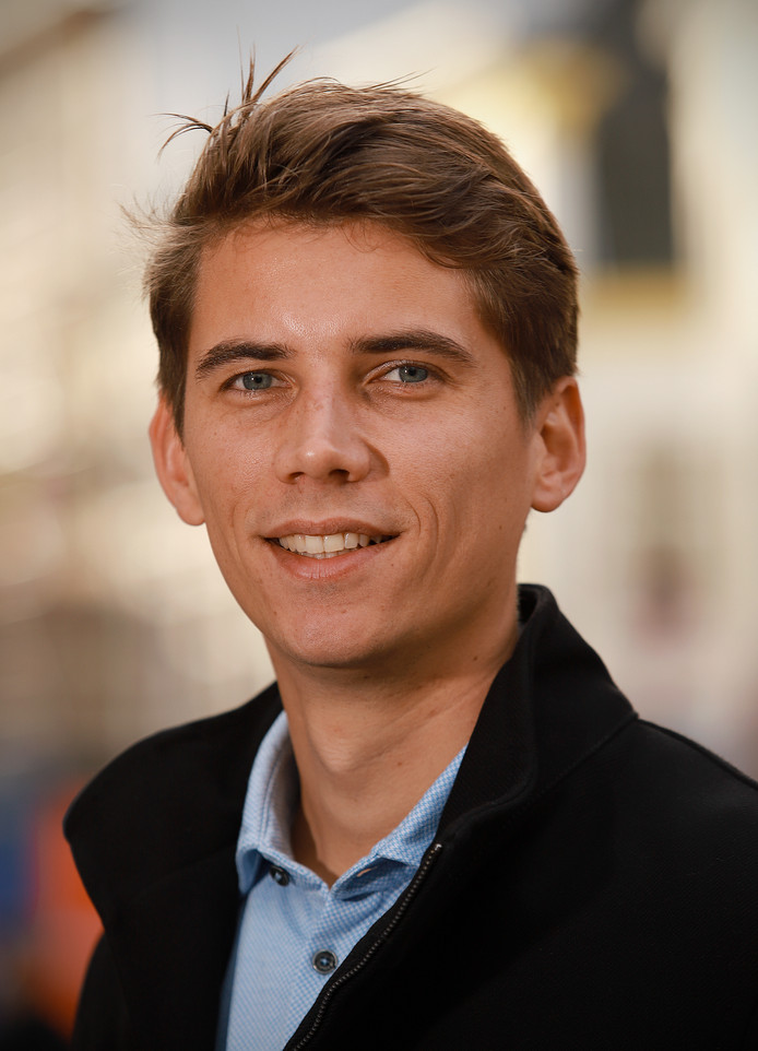 Mensen in Arnhem: Timo Calamé