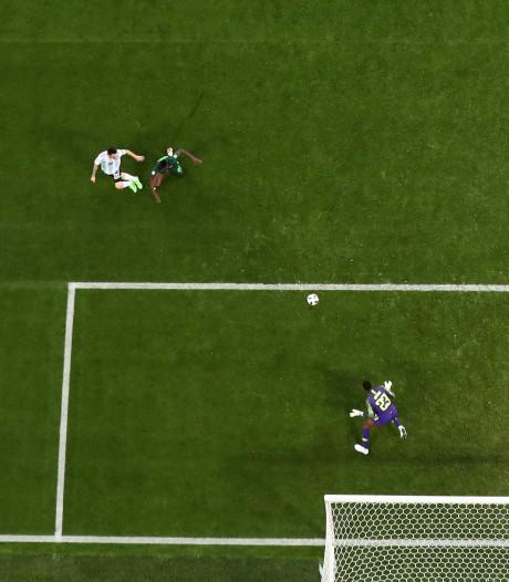 Achttien WK-goals dingen mee naar mooiste