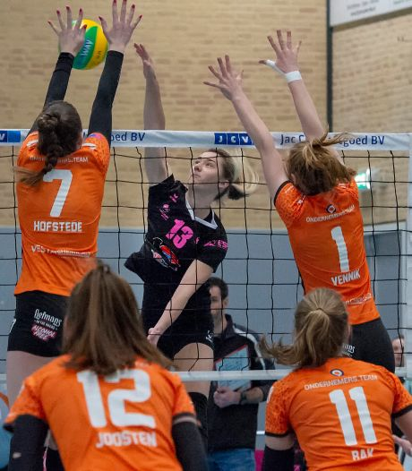 FAST heeft eindelijk zicht op wedstrijden: 'Maar volleybalbond moet seizoen niet te kort maken'