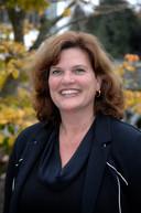 Burgemeester Marina Starmans.