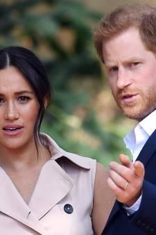 Nouveau coup dur pour Meghan Markle et le prince Harry